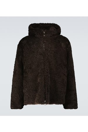 Bottega Veneta Shearling Teddy jacket