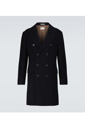 Brunello Cucinelli Cashmere double-breasted coat