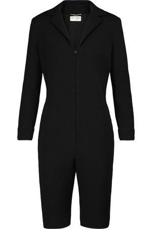Saint Laurent Wool-blend jumpsuit
