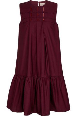 Roksanda Amelia cotton minidress