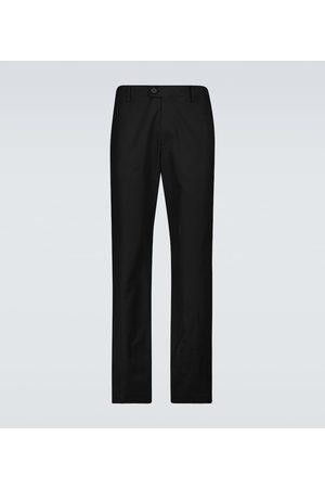A-cold-wall* Nylon taffeta slim-fit pants
