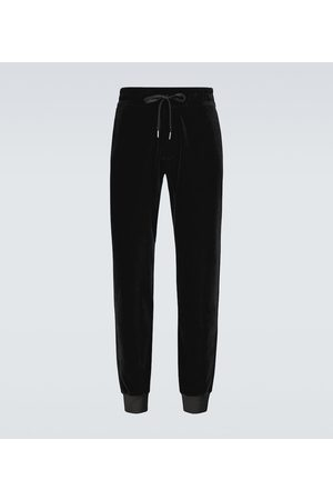Tom Ford Cotton-blend sweatpants