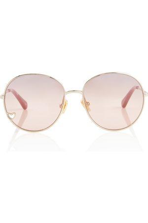 Chloé Aimee round sunglasses