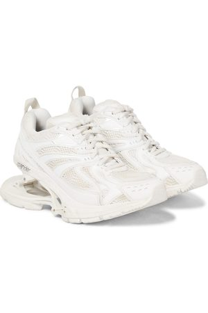 Balenciaga X-Pander mesh-paneled sneakers