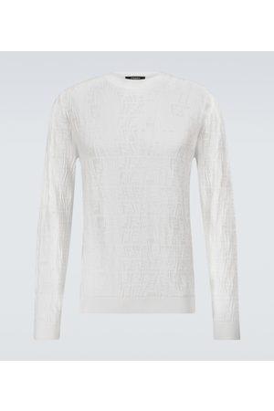 Fendi Long-sleeved T-shirt