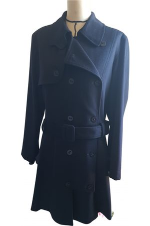 Dior Women Trench Coats - Cashmere trench coat