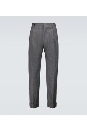 Alexander McQueen Wool tailored pants