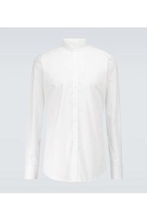 Dolce & Gabbana Long-sleeved cotton shirt