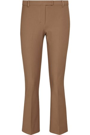 Max Mara Umanita cotton-blend cigarette pants