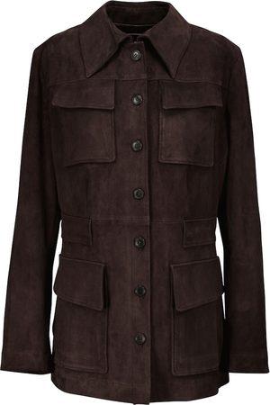 Stouls Leon suede jacket