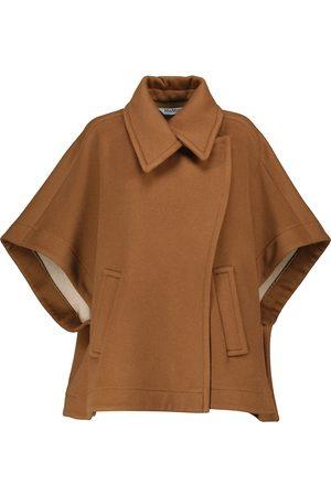 Max Mara Ala cashmere cape