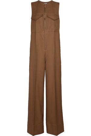 Burberry Wool jumpsuit
