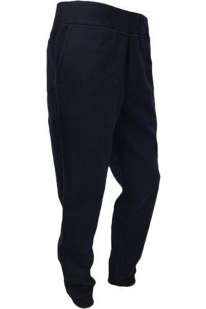 Berluti Navy Cotton Trousers
