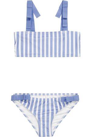 ZIMMERMANN Striped bikini
