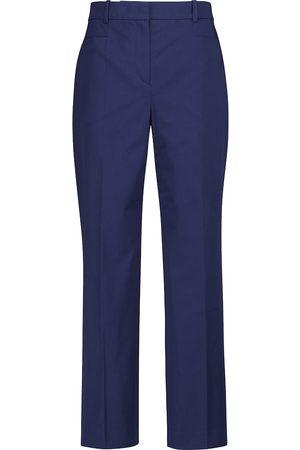 Joseph Sloe high-rise straight pants