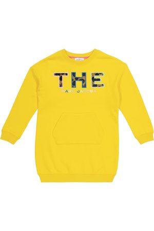 The Marc Jacobs Logo cotton sweatshirt dress