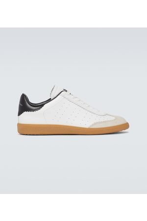 Isabel Marant Bryce Vintage leather sneakers