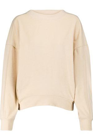 Varley Lyle cotton terry sweatshirt
