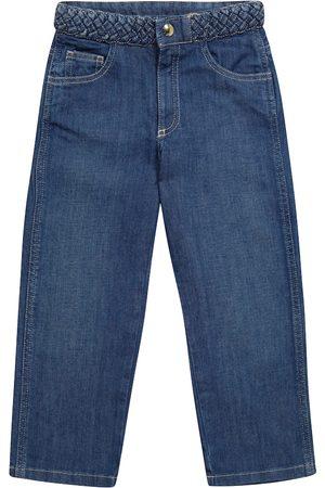 Chloé Stretch-cotton jeans