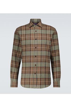Ralph Lauren Checked long-sleeved shirt