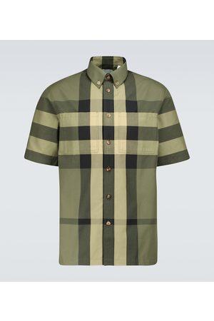Burberry Travis overshirt