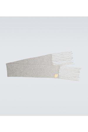 Nanushka Levi wool-blend scarf