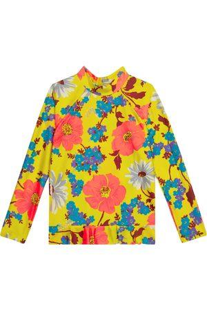 ZIMMERMANN Estelle Frill floral rashguard