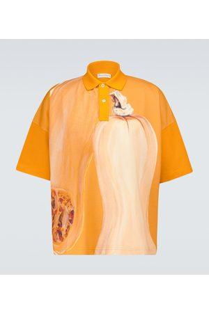 J.W.Anderson Oversized Veggie polo shirt