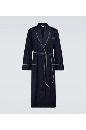 DEREK ROSE Royal 40 cotton robe