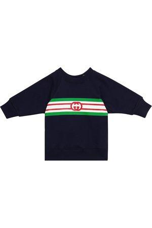 Gucci Baby GG cotton sweatshirt