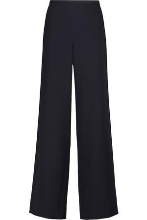 The Row Rulo crêpe straight pants