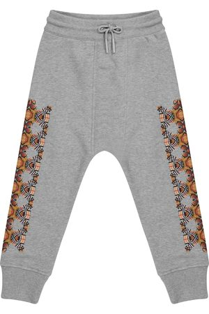 Burberry Thomas Bear cotton sweatpants