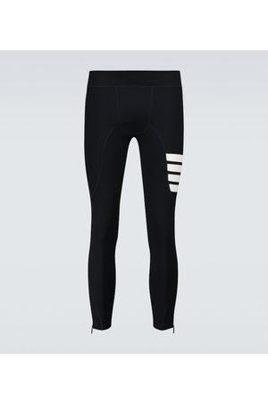 Thom Browne 4-Bar compression tights