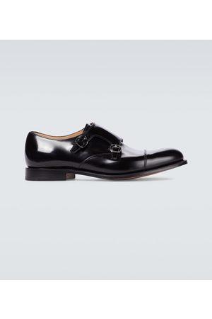 Church's Detroit double-monk strap shoes