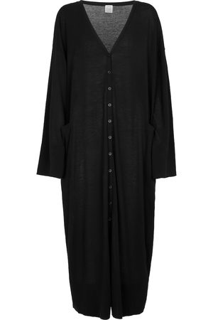 Totême Cotton maxi beach dress