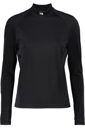 Balenciaga Stretch-jersey top