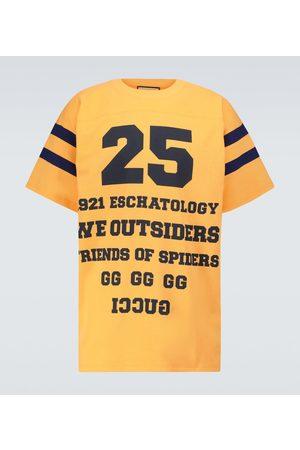 Gucci 25 printed cotton T-shirt