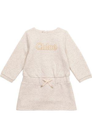 Chloé Baby cotton jersey dress