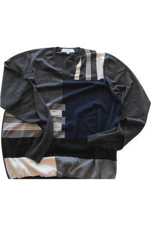 Salvatore Ferragamo Men Sweatshirts - Multicolour Wool Knitwear & Sweatshirts