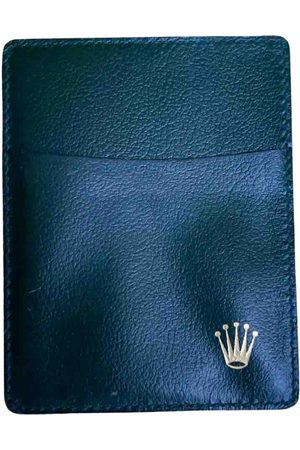 Rolex Leather Small Bags, Wallets & Cases