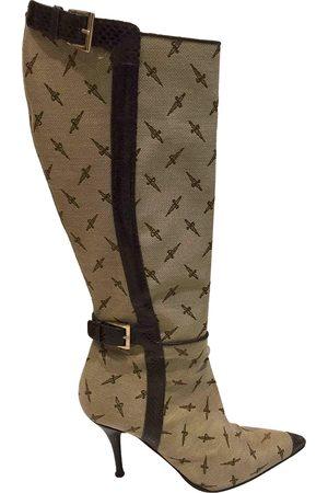 Cesare Paciotti Cloth Boots