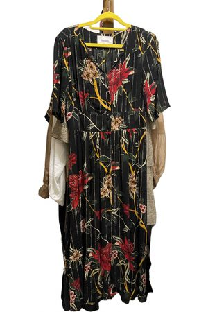 Bash Multicolour Cotton - elasthane Dresses