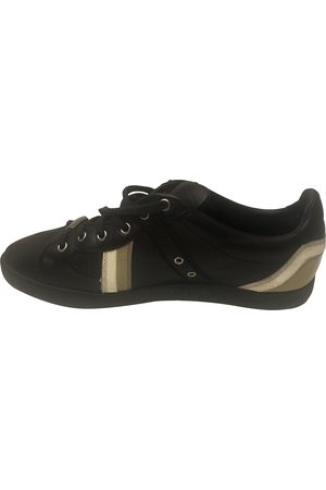 Dior Leather Trainers