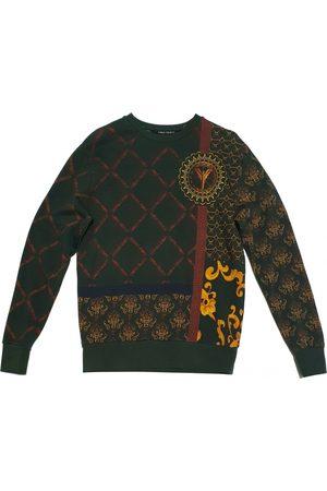 Carlo Colucci Multicolour Cotton Knitwear & Sweatshirts