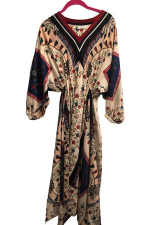Sandro Multicolour Polyester Dresses