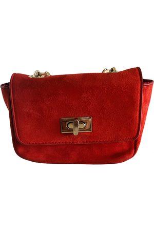 Cortefiel Suede Handbags