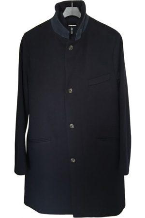 Loro Piana Navy Cashmere Coats