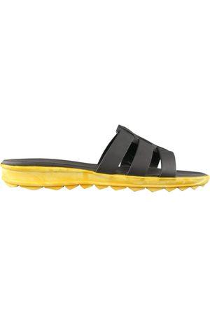 Christopher Kane Leather Sandals
