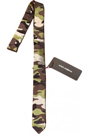 Dolce & Gabbana Multicolour Silk Ties