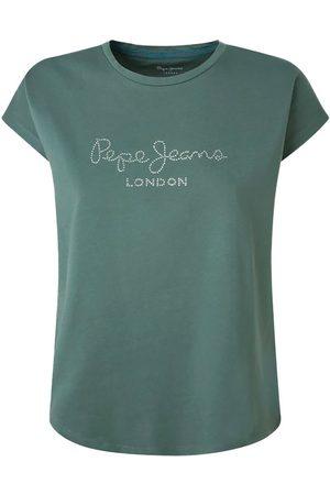 Pepe Jeans Bonnie Short Sleeve T-shirt L Eclipse
